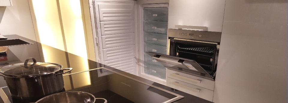 Auch Ihre Küche statten wir mit den modernsten Geräten aus.